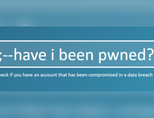 Cómo saber si mi correo ha sido hackeado – Have I been pwned?