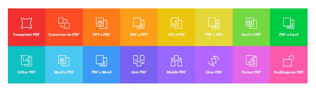 convertir PDF a documento Word